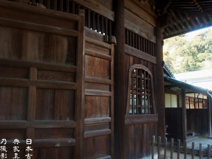寿福寺 仏殿