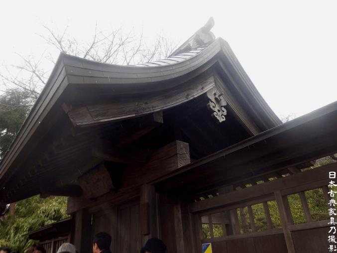 禅居院 門