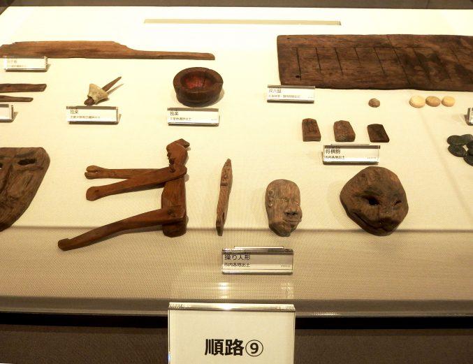 鎌倉歴史文化交流館 発掘された傀儡