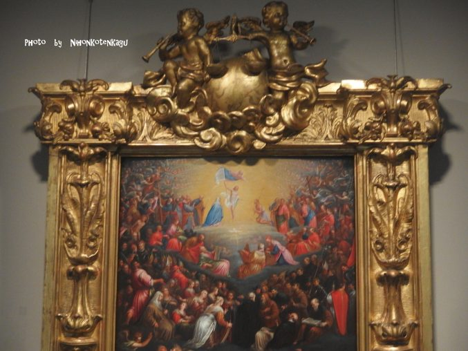 レアンドロ・バッサーノ 最後の審判 国立西洋美術館所蔵