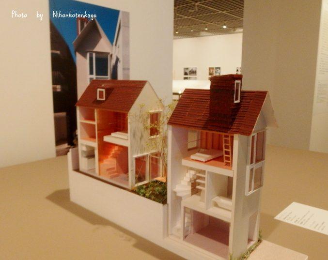 """日本の家 1945年以降の建築と暮らし展 国立近代美術館 2017 感想""""寝殿造りコンプレックス""""と日本の未来"""