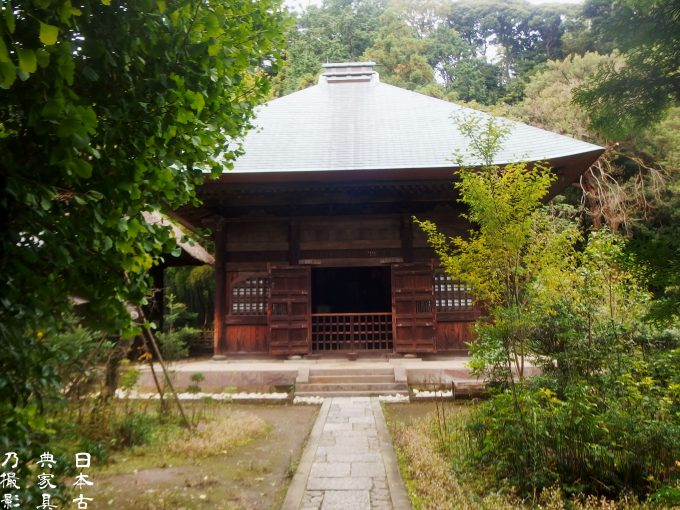 常楽寺 仏殿