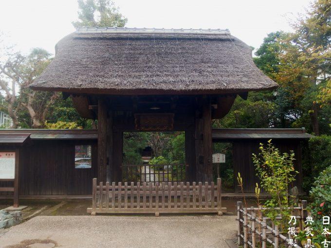常楽寺 大船 緑深い境内と、文殊堂祭りの様子も紹介、アクセスデータ付き。
