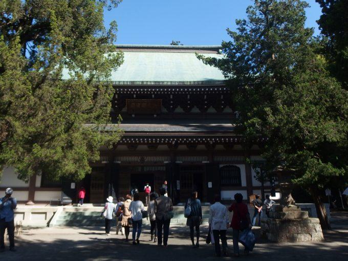 円覚寺 仏殿