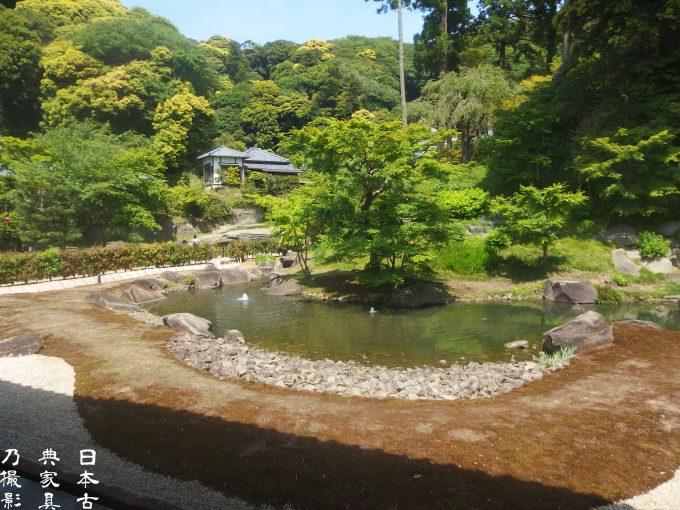 円覚寺 方丈庭園