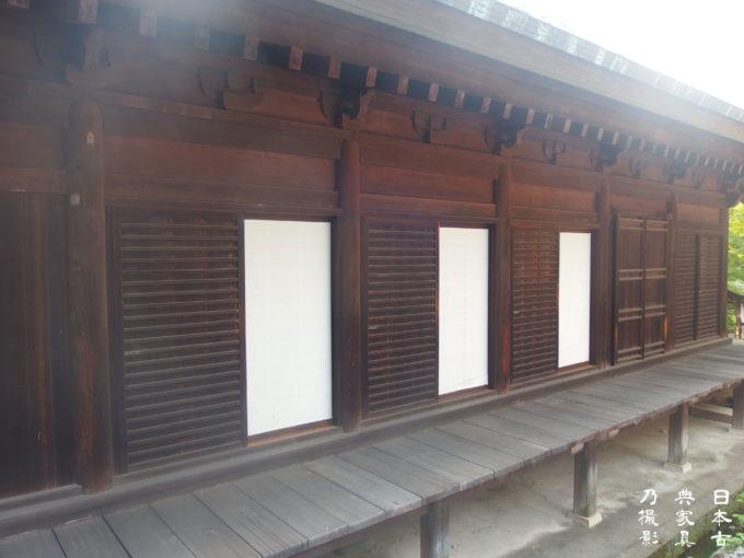 長勝寺 法華堂