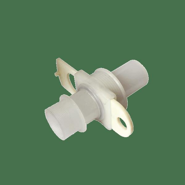Кран разделитель с резьбой для трубы д. 50 АДС 01А.00.000