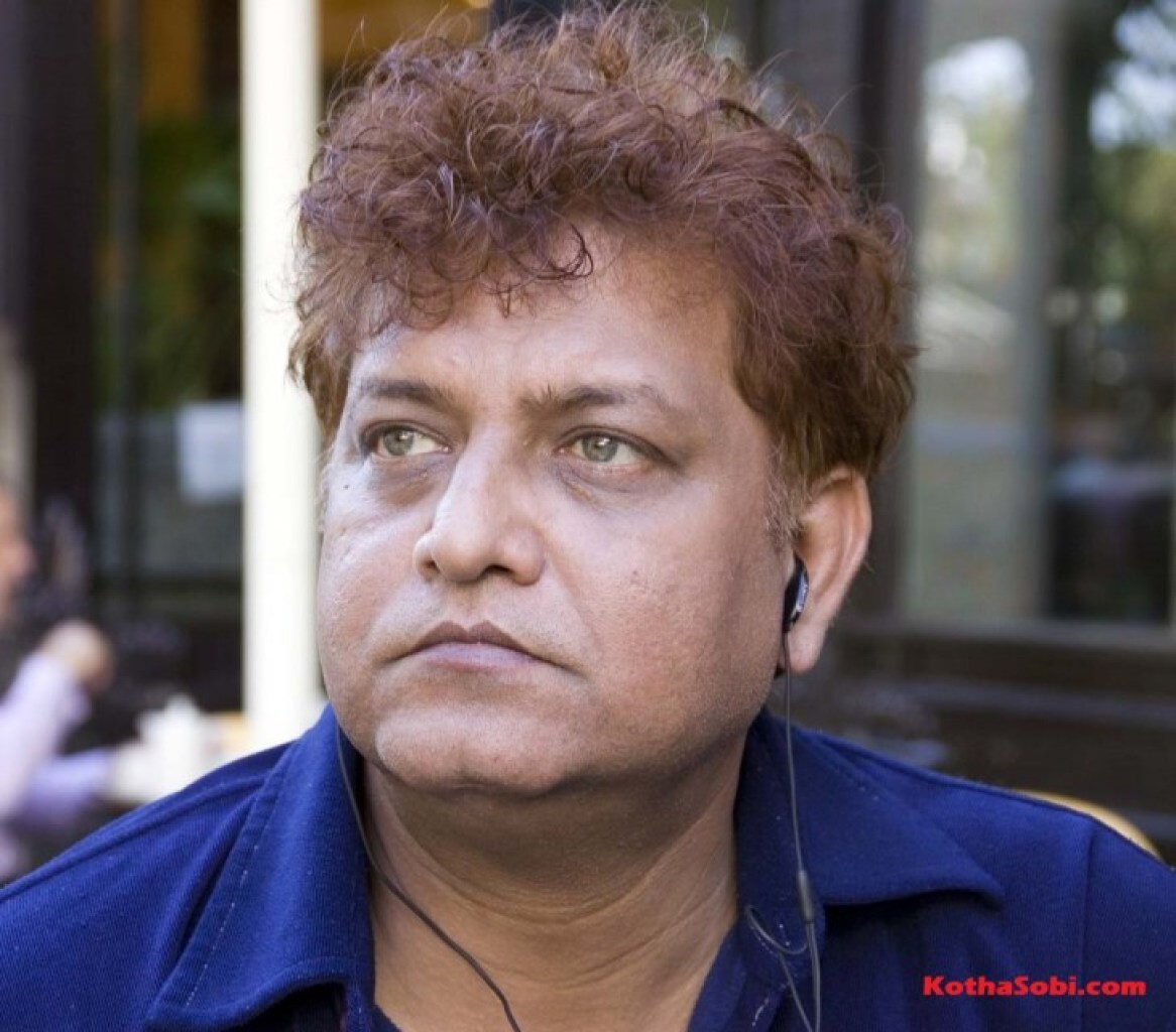 Assamese Actor-Director Bidyut Chakravarty in 'Ahir Bhairav'