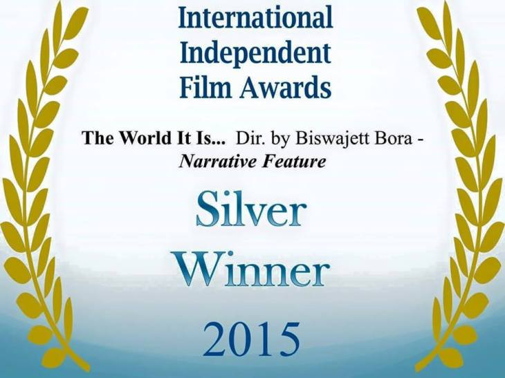 'International Independent Film Awards 2015'