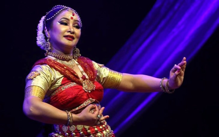 anjana-moyee-saikia-enacting-the-title-role-in-shyama