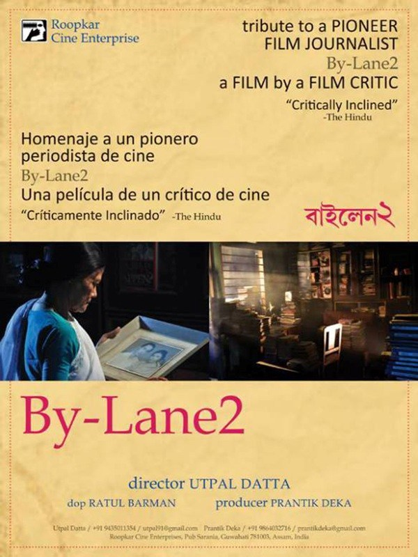 'By-Lane 2' Selected to Mumbai International Film Festival 2018