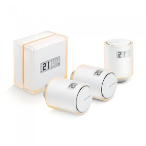 image-Netatmo Smart Thermostat + 3 Smart Radiator Valves