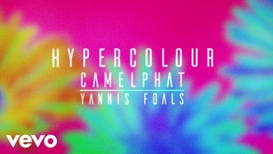 CamelPhat x Yannis x Foals - Hypercolour Lyrics