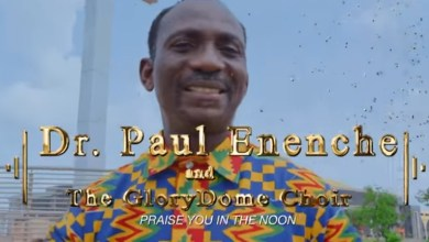 Photo of DR PAUL ENENCHE x THE GLORY DOME CHOIR – I WILL PRAISE YOU Lyrics