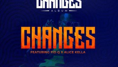 Photo of RJ THE DJ Ft ALICE KELLA – Changes Lyrics