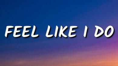 Vin Diesel – Feel Like I Do lyrics