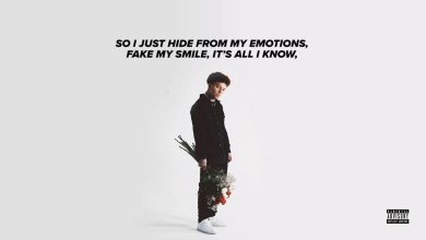 Phora – I Think You're Amazing, So Smile 4 Me Lyrics