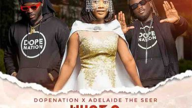 Photo of DopeNation x Adelaide The Seer – What A God