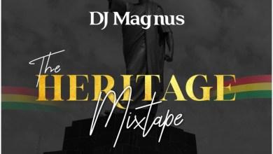 DJ Magnus - The Heritage Mixtape