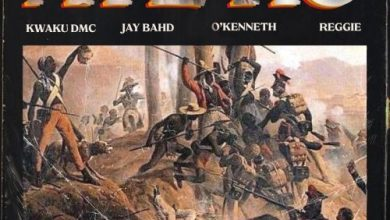 Kwaku DMC – Aye Hu Ft Jay Bahd, O'Kenneth & Reggie