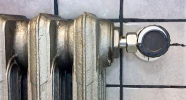 Grzejnik stalowy w domu