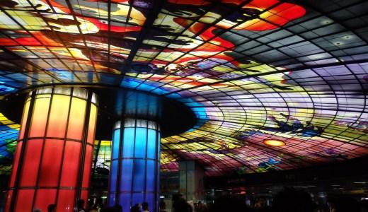 美麗島駅は台湾・高雄のコスプレの聖地!?台湾旅行記 高雄