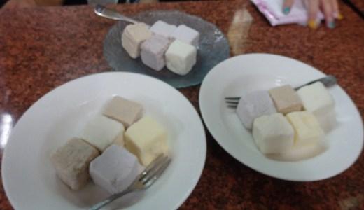 【台南人のおすすめ】阿億牛肉湯と太陽牌冰品の台湾アイスは素朴で美味!