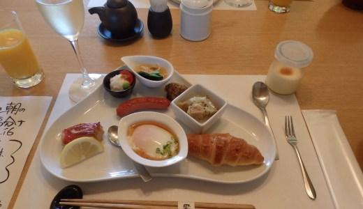 イッタラの食器で食べる福島の美味しいもの〜ホテリ・アアルト朝食編 福島・18きっぷ旅