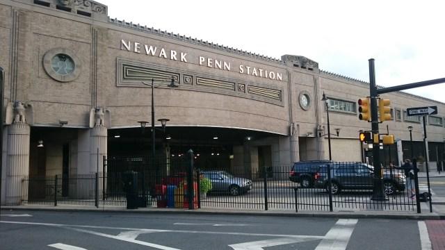 ニューアークペン駅
