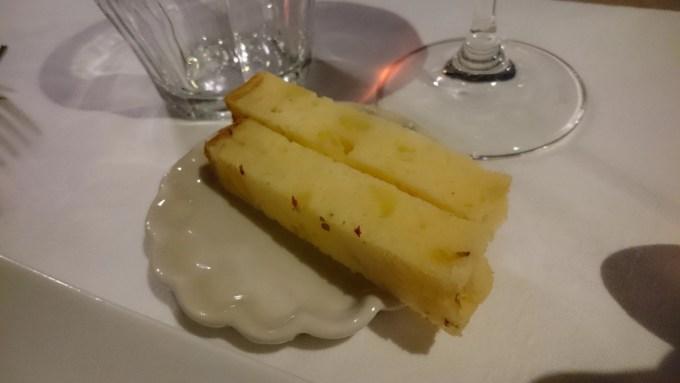 チーズのパウンドケーキ