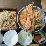 銀杏〜亀戸・西大島の美味しい天丼と蕎麦が食べられるお店