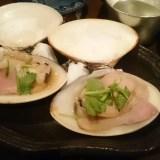 潮音・秋葉原。新鮮な魚、ぷりぷりの貝、ぬる燗の日本酒が気軽に楽しめる店!
