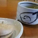 言問団子。店内で食べる言問最中は絶品!隅田川散歩の休憩におすすめ。