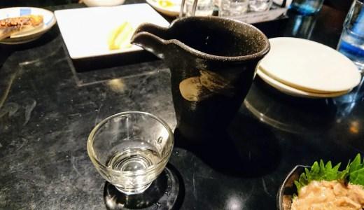 酒の大桝 雷門店。日本酒はよく分からないけど飲みたい人にオススメの浅草の店