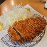 両国・はせ川。日本一美味しい!?平牧バーク三元豚の旨さを堪能できるトンカツと出汁しゃぶしゃぶ