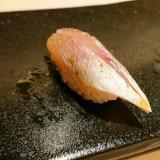 福岡、すし 伍水庵。祝ミシュラン一つ星!江戸前とは違う、味の重なり合いを楽しむお寿司