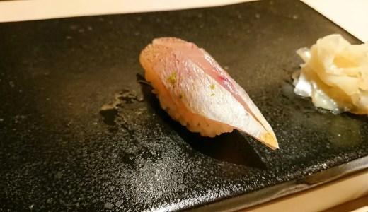 祝ミシュラン一つ星!福岡、すし 伍水庵。江戸前とは違う、味の重なり合いを楽しむお寿司
