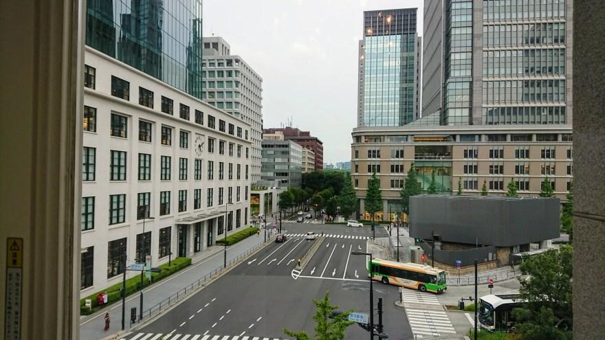 東京ステーションホテル メゾネットスイートキング