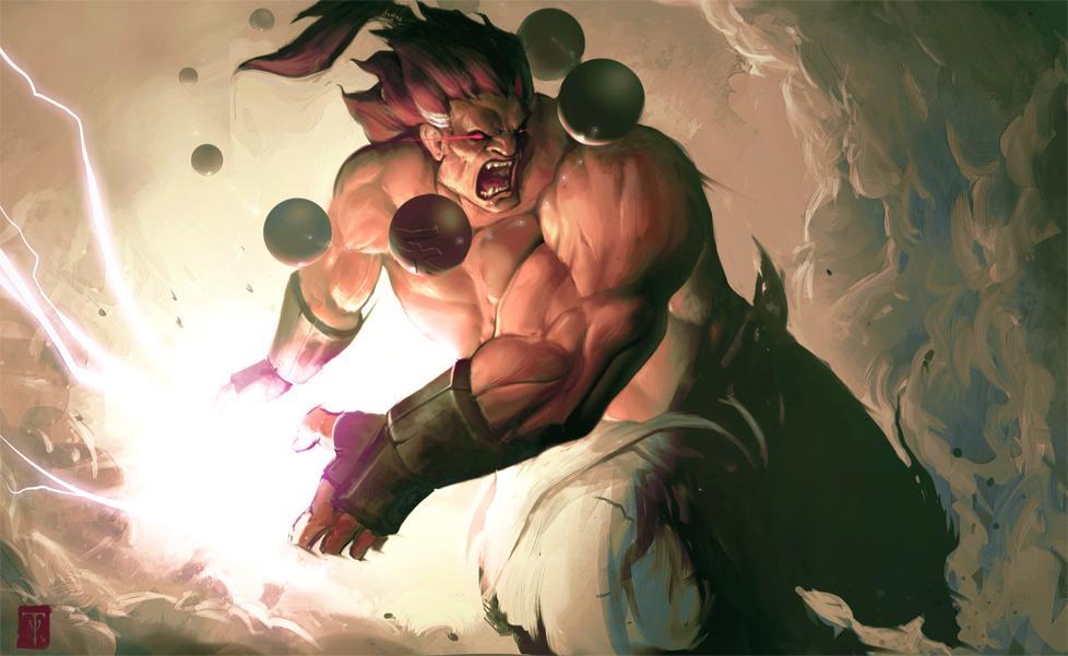 Desenhando o nível Oni.