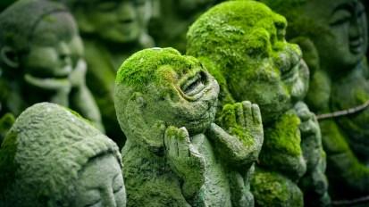 estatuas japonesas rindo