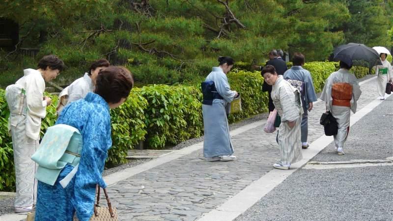 A incrível arte de como se despedir em japonês