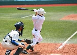 野球少年 バッター