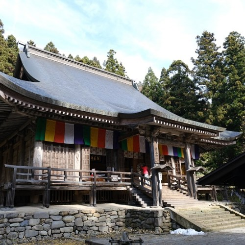 山形山寺の写真