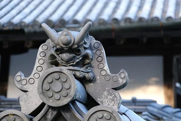 瑞巌寺の九曜紋