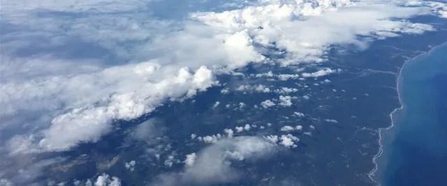 偏西風のイメージ写真