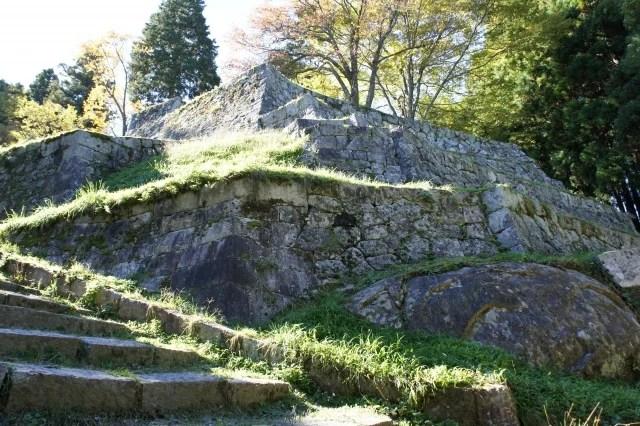 武田信玄の城のイメージ写真