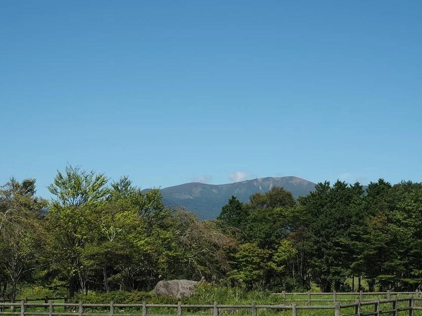 栗駒山の9月の写真