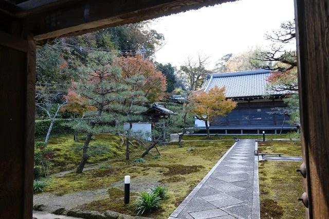 鎌倉海蔵寺の写真