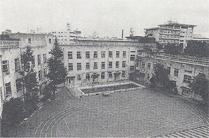 昭和28年5月~昭和29年9月:新宿区立四谷第六小学校の一部を借用