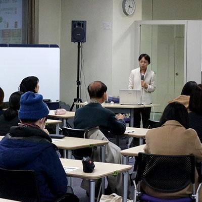 講義の様子(富山大学)
